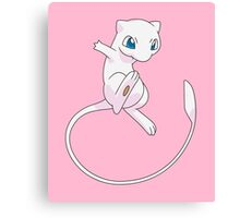 Pokemon - Mew  Canvas Print