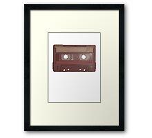 Cassette!  Framed Print
