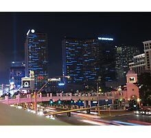 Cosmopolitan Las Vegas Photographic Print