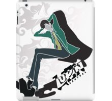 Worlds Greatest Thief iPad Case/Skin