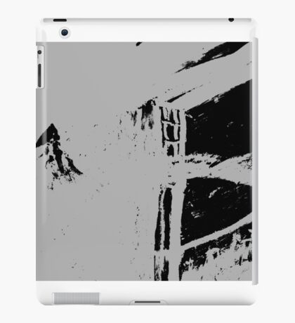 Blacktop Freeway iPad Case/Skin