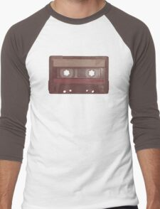 Cassette!  Men's Baseball ¾ T-Shirt