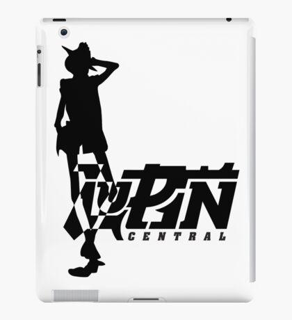 Gunman Simple iPad Case/Skin