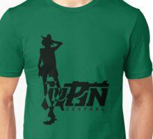 Gunman Simple Unisex T-Shirt