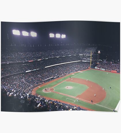 AT&T Park Poster