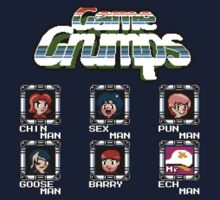 Game Grumps Megaman by Sam Smith