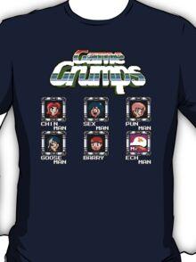 Game Grumps Megaman T-Shirt