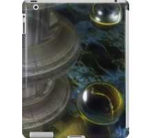 thine own self // the difference between who and what you are iPad Case/Skin