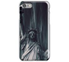 Statue of Misery iPhone Case/Skin