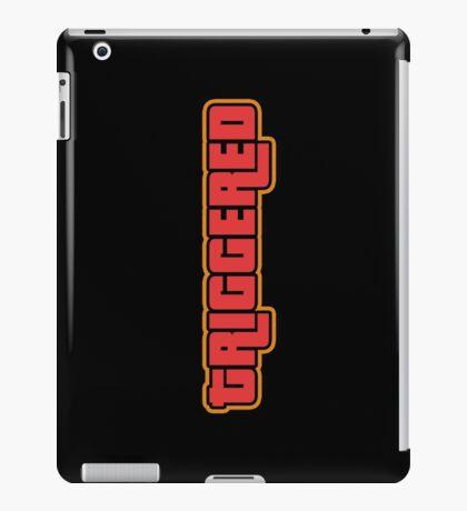 TRIGGERED (GTA - WASTED) iPad Case/Skin
