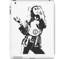 Robert Plant Led Zeppelin iPad Case/Skin