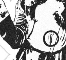 Robert Plant Led Zeppelin Sticker