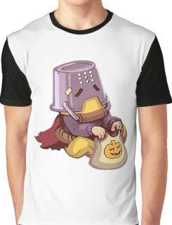 Halloween Zenyatta spray (updated)  Graphic T-Shirt