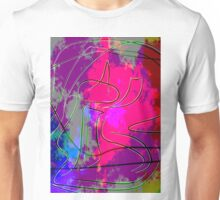 shadows from behind my eyelids Unisex T-Shirt