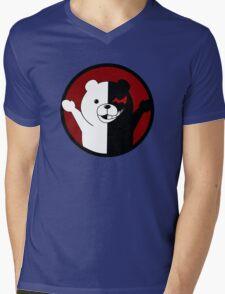 Anime - Monobear Mens V-Neck T-Shirt