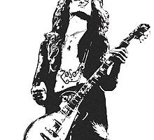 Jimmy Page Led Zeppelin by TalesOfTheEast
