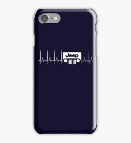 Love Jeep T-shirt iPhone Case/Skin