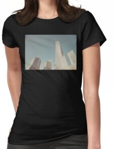 One World Trade Center Womens Fitted T-Shirt