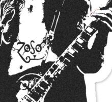 Jimmy Page Led Zeppelin Sticker