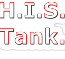 My other vehicle is a H.I.S.S. Tank Version 2 Sticker