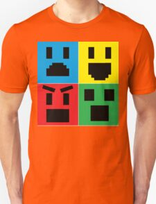 Emoji Collage T-Shirt