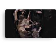 Regina Turns Canvas Print