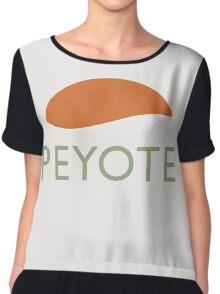 Peyote Chiffon Top