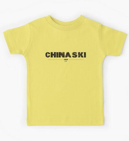 HENRY CHINASKI Kids Tee