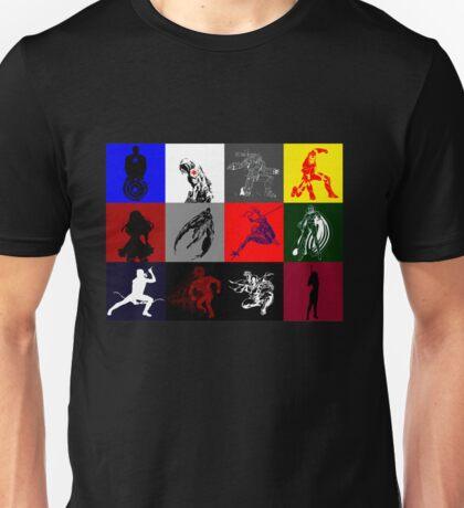 Choose your team Unisex T-Shirt