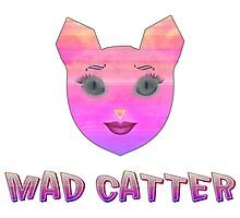 Mad Catter Photographic Print