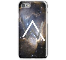 Alan Walker Space Logo iPhone Case/Skin