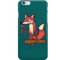 Den Carpenter iPhone Case/Skin