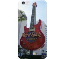 Hard Rock Casino - Biloxi, MS iPhone Case/Skin