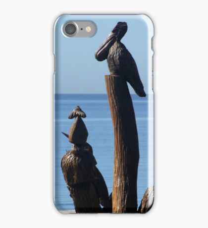 Biloxi Mississippi - Katrina Sculptures iPhone Case/Skin
