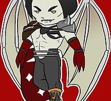 Legacy of Kain - Raziel by CraftyG