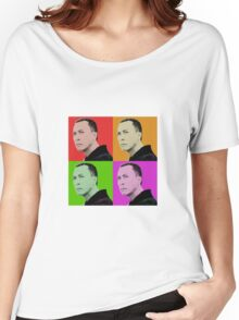 Chirrut Imwe - Star Wars: Rogue One - Pop Art Women's Relaxed Fit T-Shirt