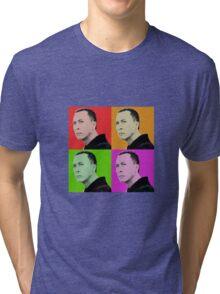 Chirrut Imwe - Star Wars: Rogue One - Pop Art Tri-blend T-Shirt