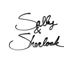Sally & Sherlock by shezzaswatson