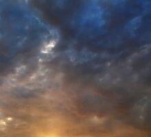 Sky Moods 2, Contemplation by Glenn McCarthy