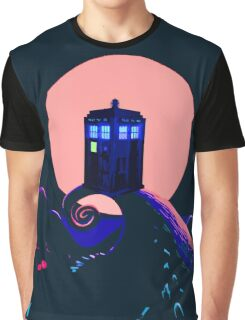 tardis with her beauty Graphic T-Shirt