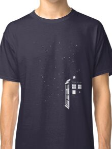 Tardis starry night Classic T-Shirt