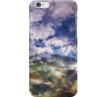 Sky Moods 3 , Sea Of Dreams iPhone Case/Skin