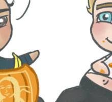 Pumpkin #1 Sticker