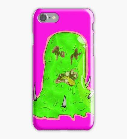 Slimo the Slime Dude iPhone Case/Skin