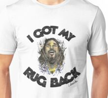 """The Dude got his rug back"" The Big Lebowski story Unisex T-Shirt"