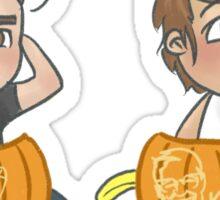 Pumpkin #3 Sticker