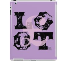 Pounds of Pounds iPad Case/Skin