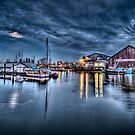Moonrise over Ladner by toby snelgrove  IPA