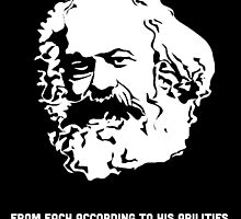 Karl Marx quote by Mac002