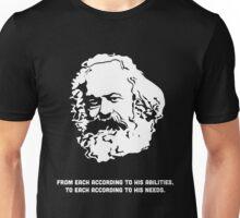 Karl Marx quote Unisex T-Shirt